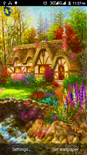 Fairy Tale Live Wallpaper