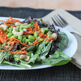 Asian Sesame Salad For One
