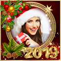 Christmas Photo Frames 2019 - New Year Frames 2019 icon