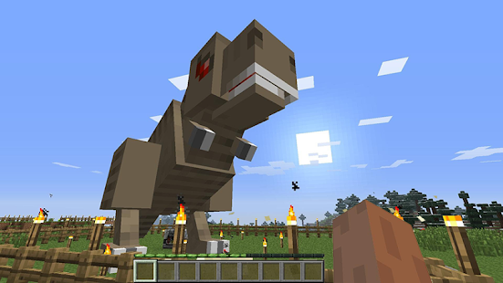 Dino Ideas Minecraft for PC and MAC
