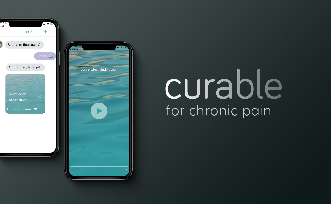 Curable: A Different Approach to Chronic Pain