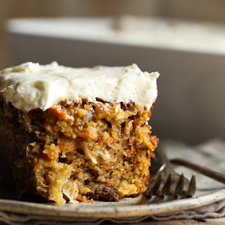 Perfect Carrot Cake.
