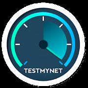 TestMyNet:Fastest Internet Speed Test–Wifi,4G & 3G