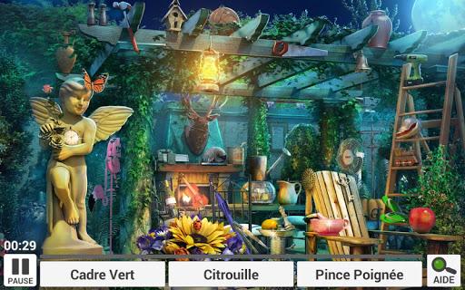 Télécharger Objets Cachés Jardin – Jeux de Magie et d'aventure APK MOD (Astuce) screenshots 1