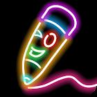Kids Doodle - Art Paint & Color Drawing Book icon