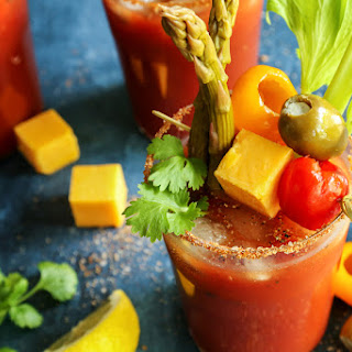 Bloody Mary Salt Recipes.