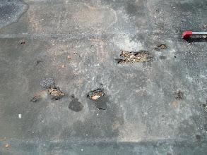 Photo: uklizeno a zalepit díry