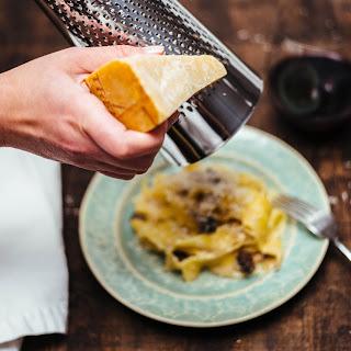 Mushroom Pappardelle Recipe