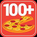 100+ Pizza Recipe icon