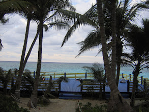 Photo: Yoga Retreat, Bahamas - view to yoga deck