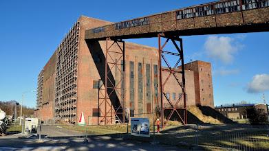 Photo: Dawna elektrownia, dziś siedziba muzeum