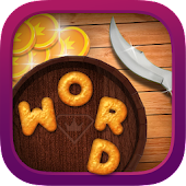 Word Pirate: word cookies search game