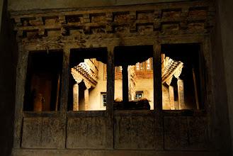 Photo: Detall del palau de Kansar