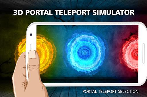 3D門戶瞬移模擬器 模擬 App-愛順發玩APP