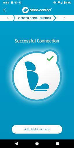 Bébé Confort e-Safety screenshot 3
