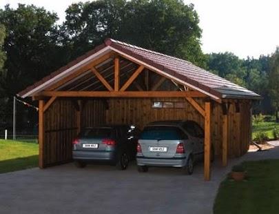 simple carport design ideas screenshot thumbnail - Carport Design Ideas
