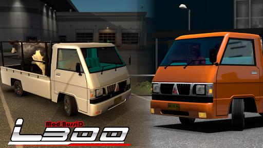 Mod Bussid L300 1.1 screenshots 1