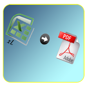Convert Excel to pdf APK Download for Android