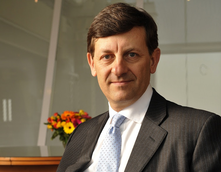 Vodafone CEO Vittorio Colao.  Picture: FINANCIAL MAIL