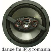 dance fm 89.5 romania