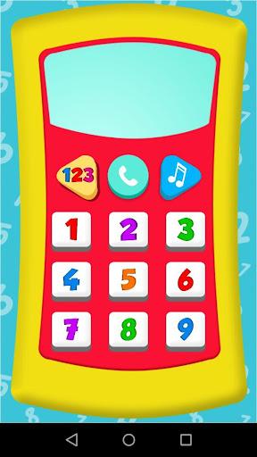 Baby phone game 1.0.1 screenshots 2