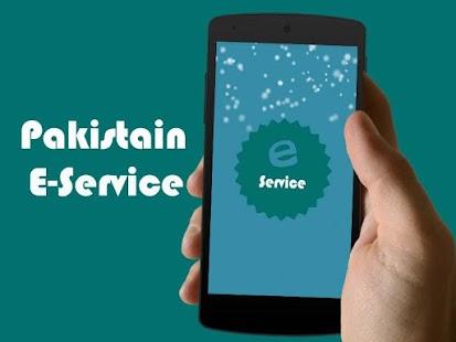 E-Service for Pakistan - náhled