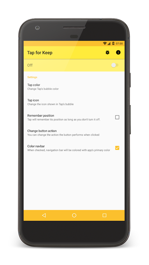Tap for Keep - Quick Notes- screenshot