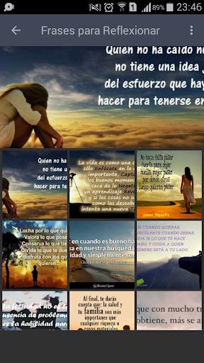 Frases para Reflexionar Screenshots 1