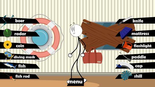 Stickman Jailbreak 10 : Funny Escape Simulation  captures d'écran 1