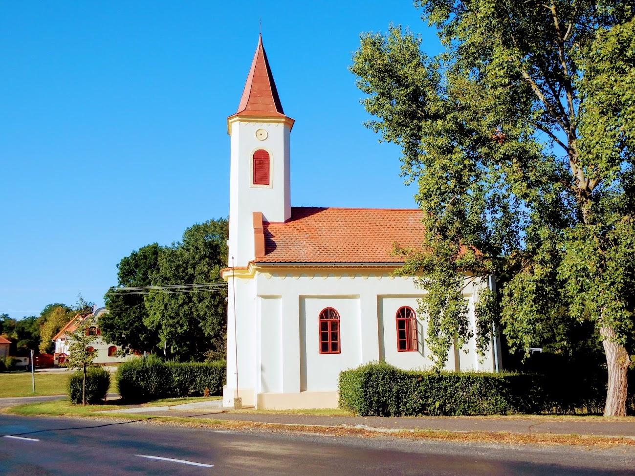 Zsira - Salamonfai Szent József rk. templom