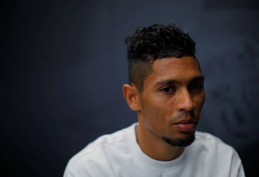 South African sprinter Wayde van Niekerk. File photo.