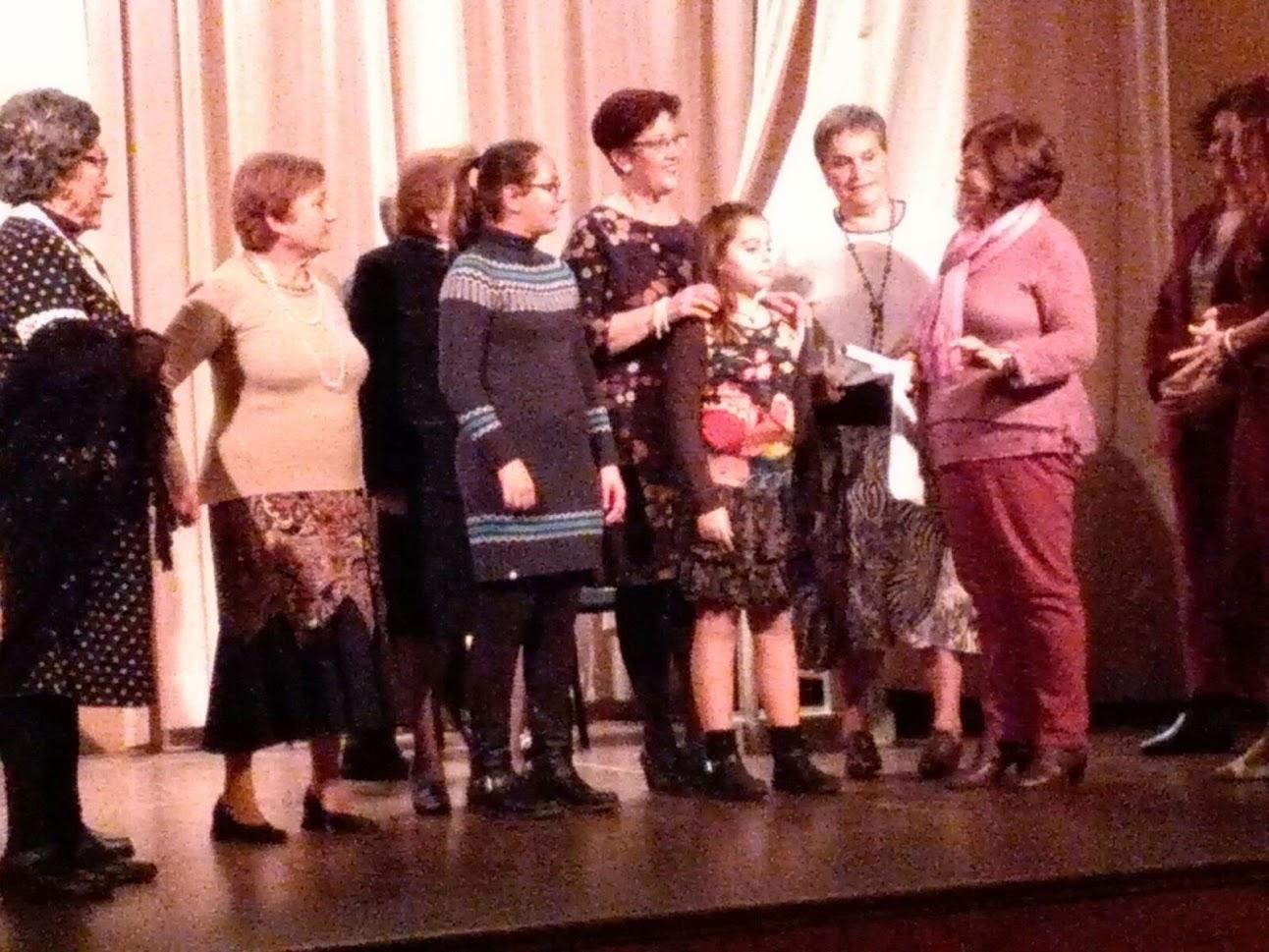 Muestra  T - Grupo teatral de Molvízar