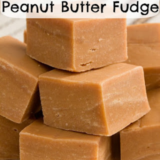 Easy Peanut Butter Fudge.