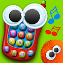 Funny Toy Phone for Kids icon