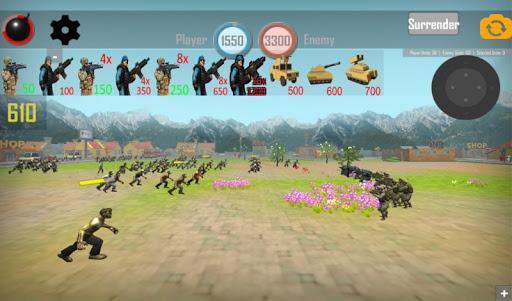 WORLD WAR ZOMBIES screenshots 1