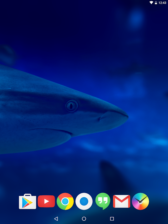 Vibion - Icon Pack- screenshot