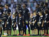 Mooi! Charleroi-spelers steunen onfortuinlijke Saglik