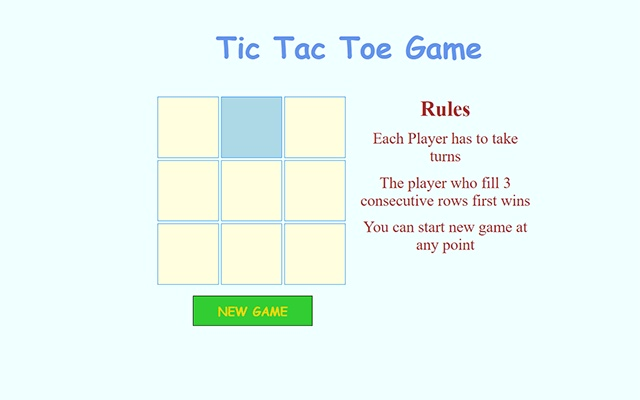 Tic Tac Toe Toe