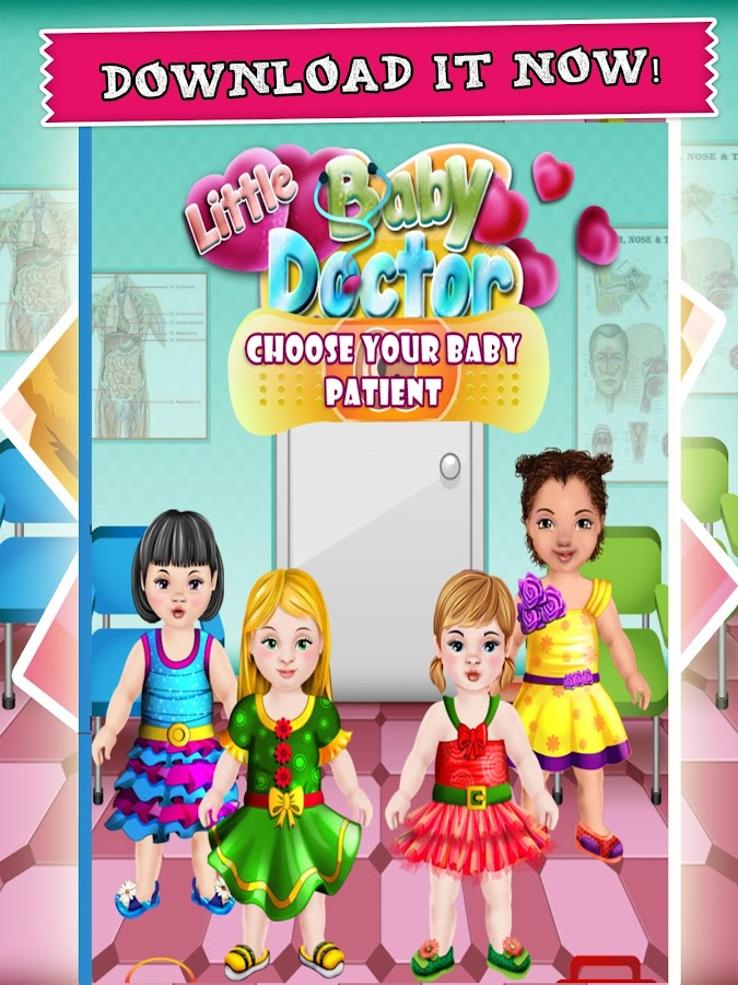 Baby Doctor Hospital Care Free- screenshot