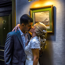 Wedding photographer Sergey Salmanov (photosharm). Photo of 20.11.2015