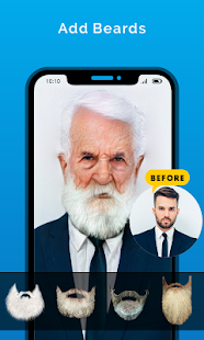 Make Me Old : Face Screenshot