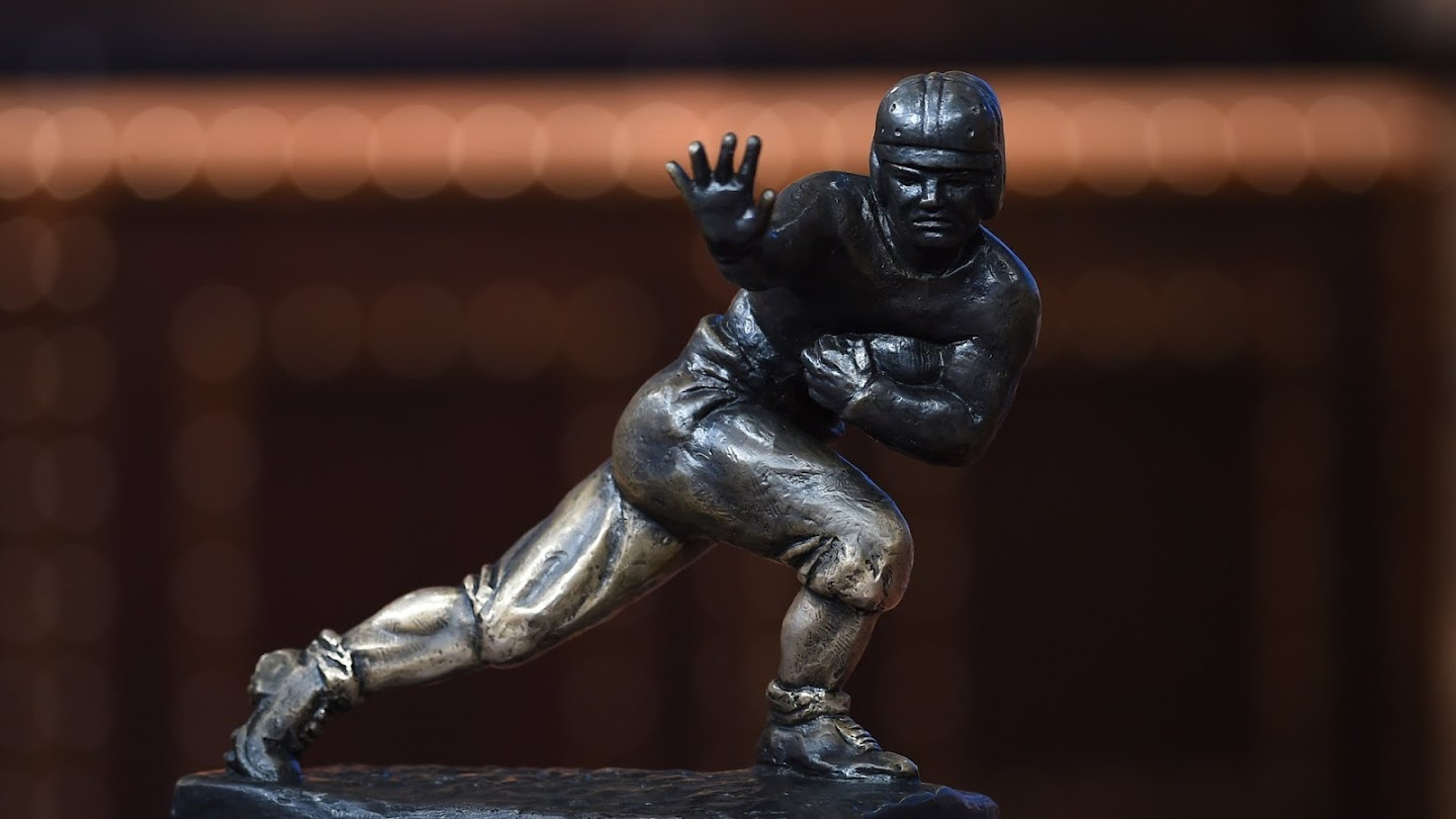 Watch Heisman Trophy Ceremony live