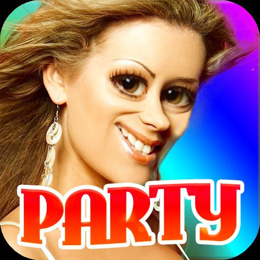 Party Games Fun Icon