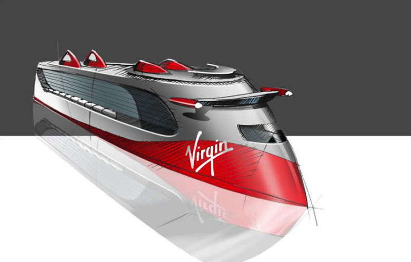 Virgin Voyages, the former Virgin Cruises, announced it has ordered three 2,700-passenger cruise ships that will provide a boutique experience.