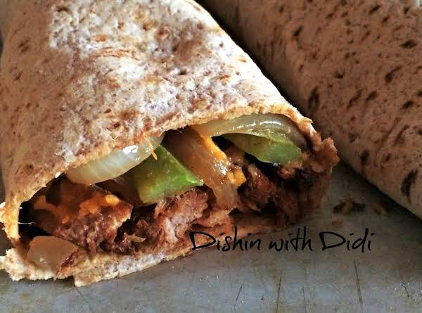 Easy And Delicious Steak Fajita Wraps That Your Family Will Absolutely Love!
