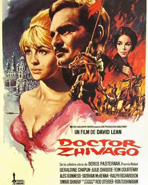 Doctor Zhivago (1965, David Lean)