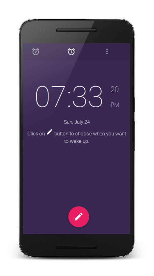 Sleepty - sleep cycle alarm- screenshot