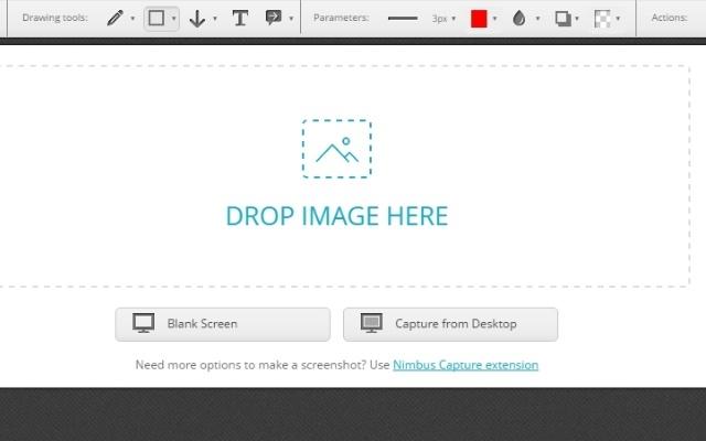 Nimbus Screenshot App