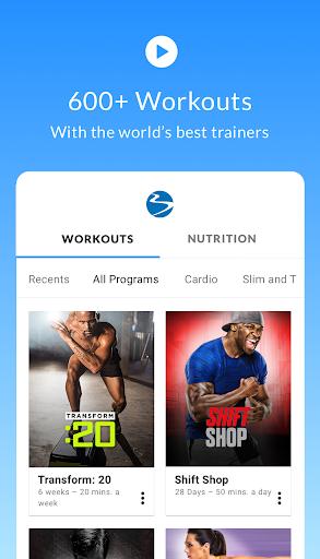 Beachbody On Demand - The Best Fitness Workouts 3.0.1 screenshots 1
