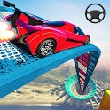Car Stunt Driving Game : New Extreme Mega Ramp icon